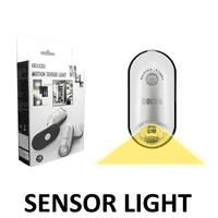 Toolbox Sensor Light